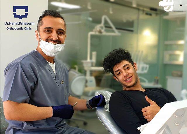 دکتر حمید قاسمی متخصص ارتودنسی در مطب